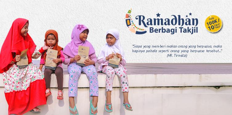 Ramadhan Berbagi Takjil